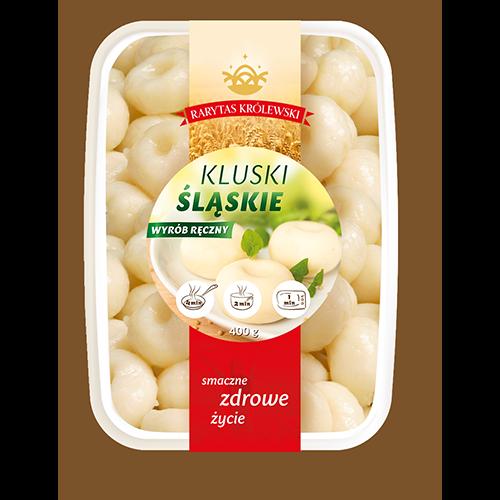 Schlesische Kartoffelknödel